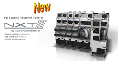 NXT III Fuji Scalable Placement Platform